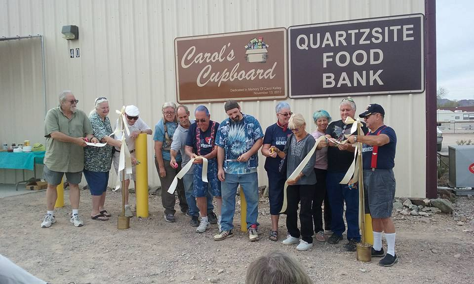 Friends of the Quartzsite Food Bank