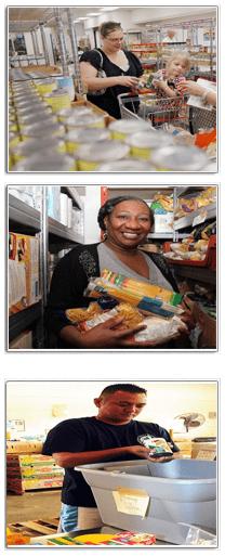 West Alexandria Food Bank