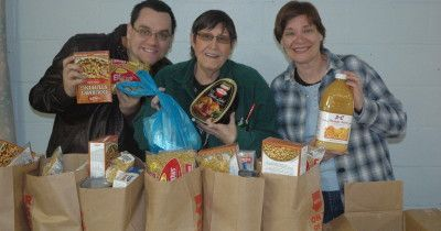 Corner Cupboard Food Bank