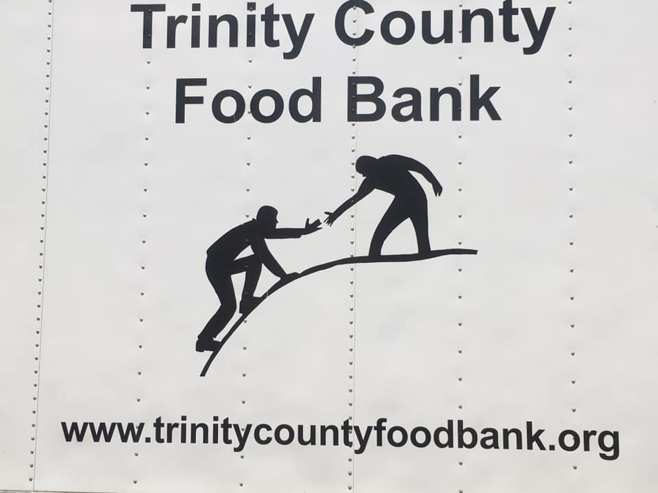 Trinity County Food Bank - Volunteer Fire Station