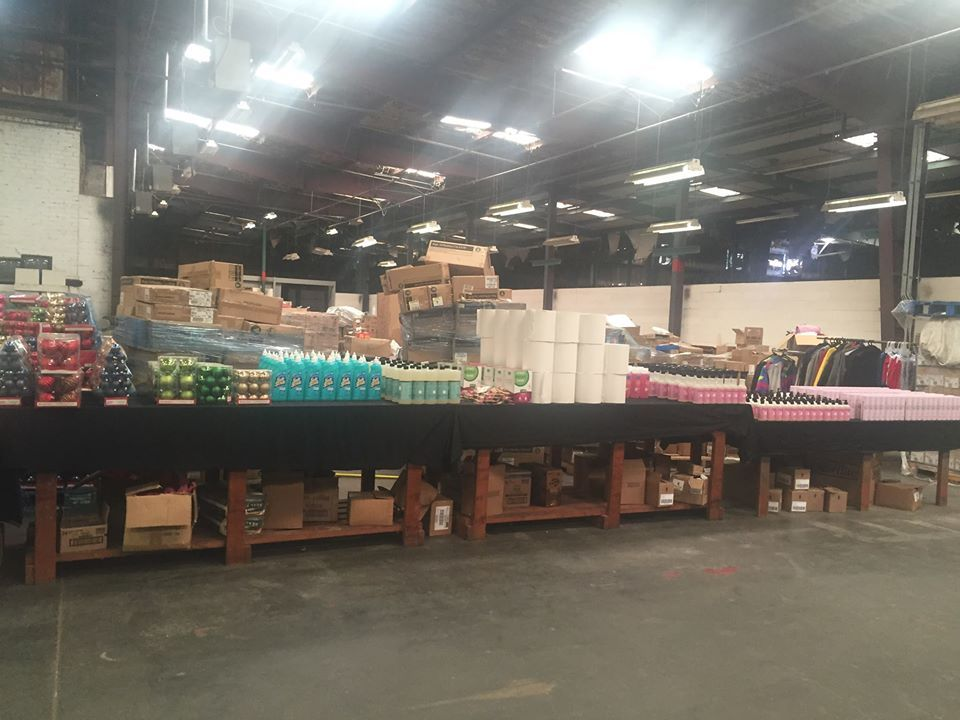 Brookhaven Outreach Ministries South Central Mississippi Food Bank