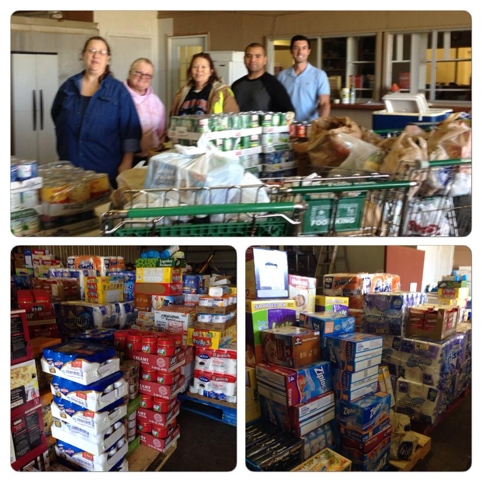 Brazosport  Cares Food Pantry