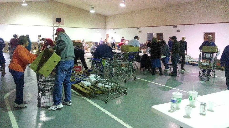 First Church of the Nazarene Food Pantry