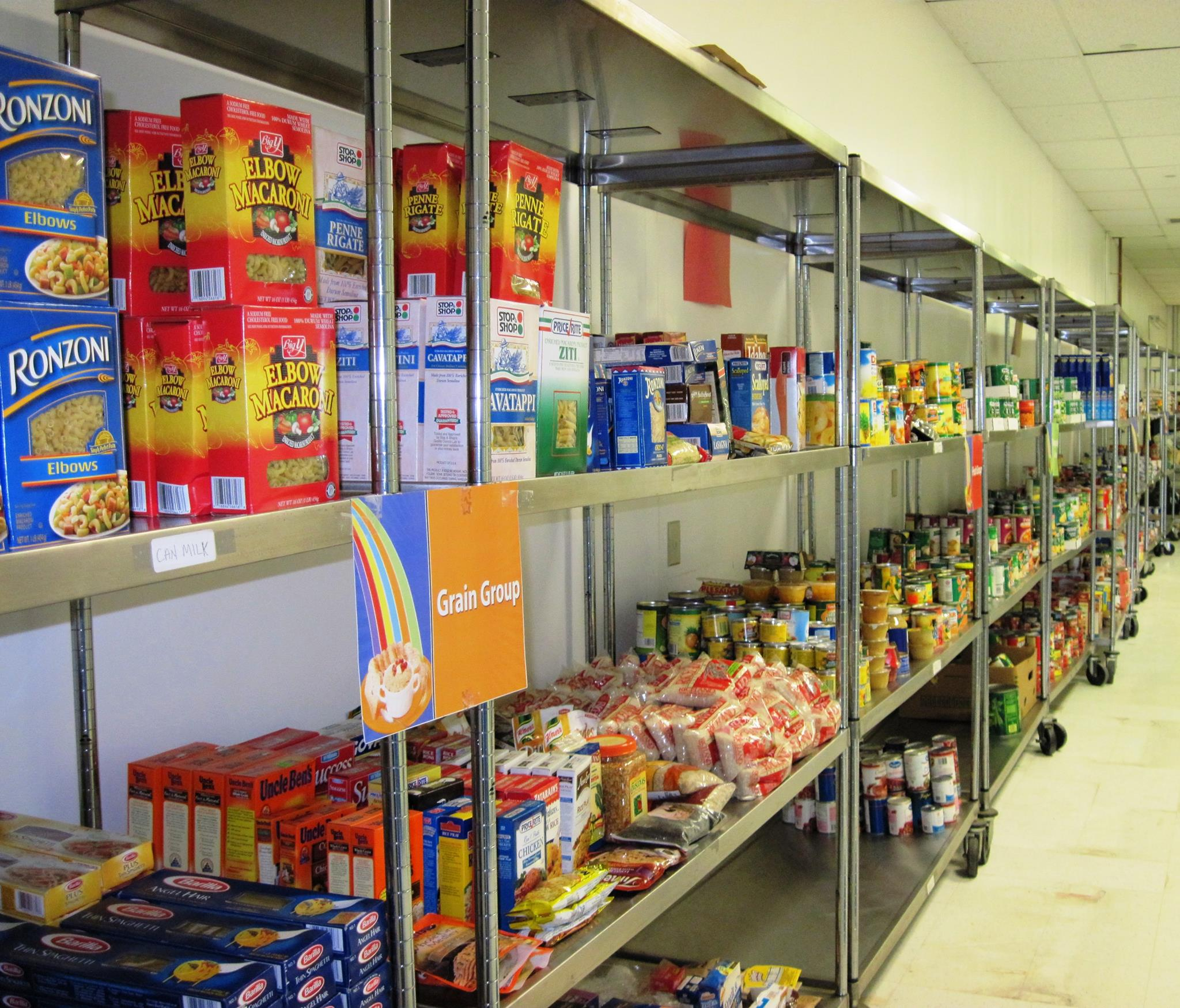 Open Pantry Community Services Emergency Food Pantry