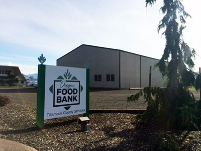 Oregon Food Bank - Tillamook County Services