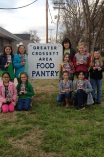 Greater Crossett Area Food Pantry