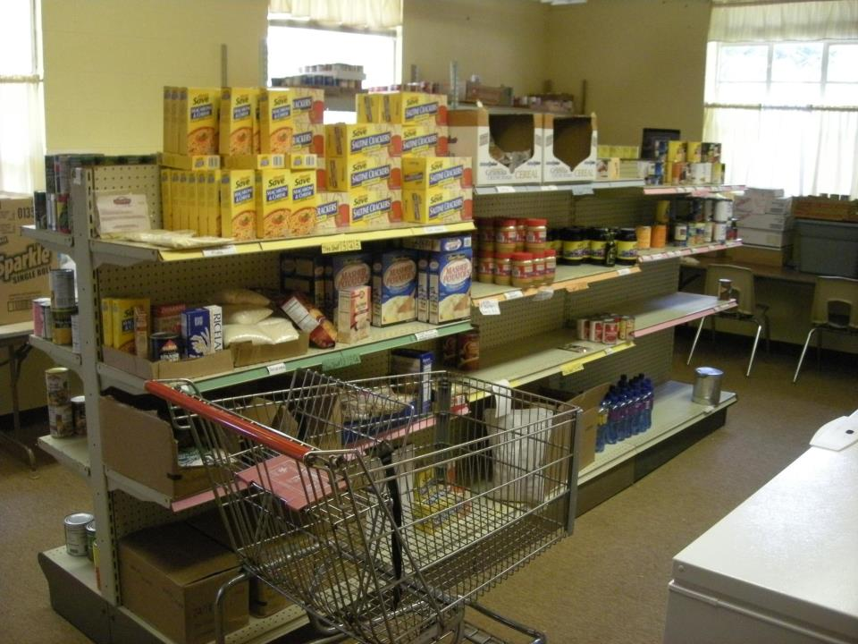 Greater Crossett Area Food Pantry
