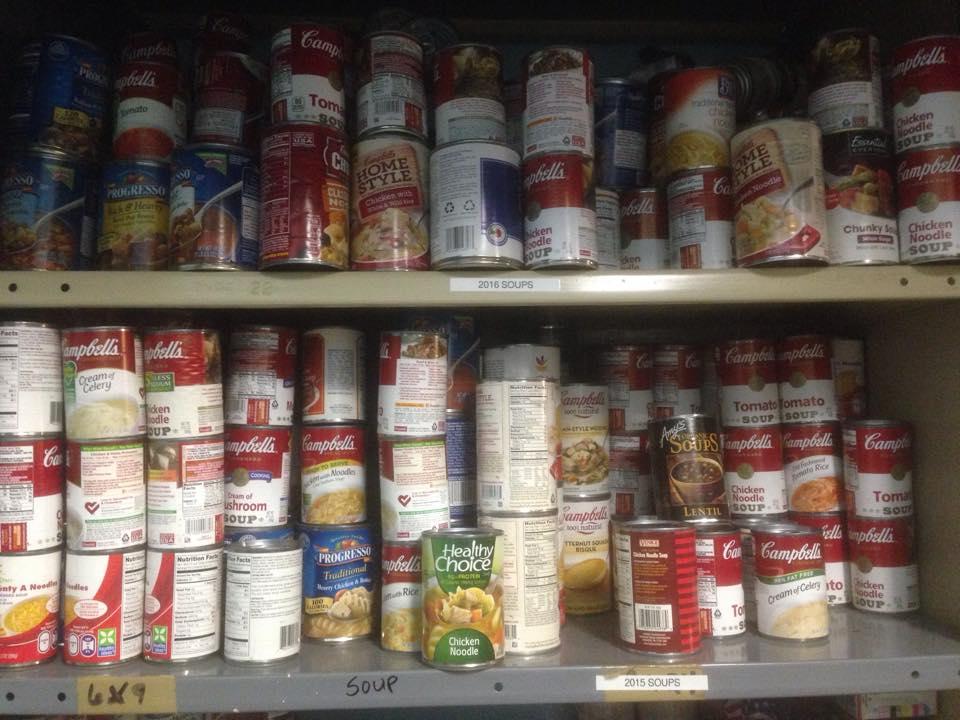 Holbrook Ecumenical Food Pantry