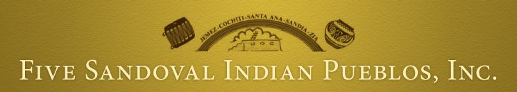 Five Sandoval Indian Pueblos