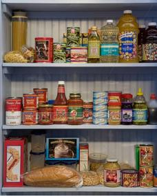 The Lord's Cupboard
