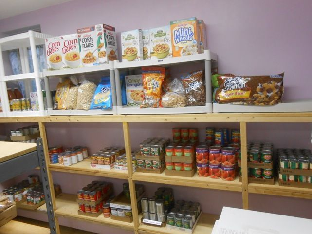 Cando Area Food Pantry