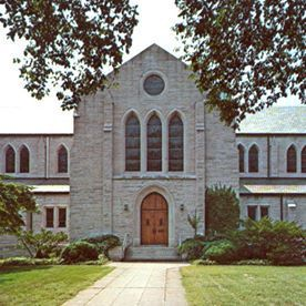 Trinity Cathedral Food Pantry