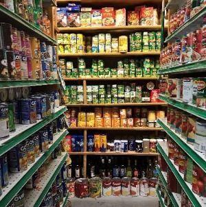 Monte Vista Food Bank