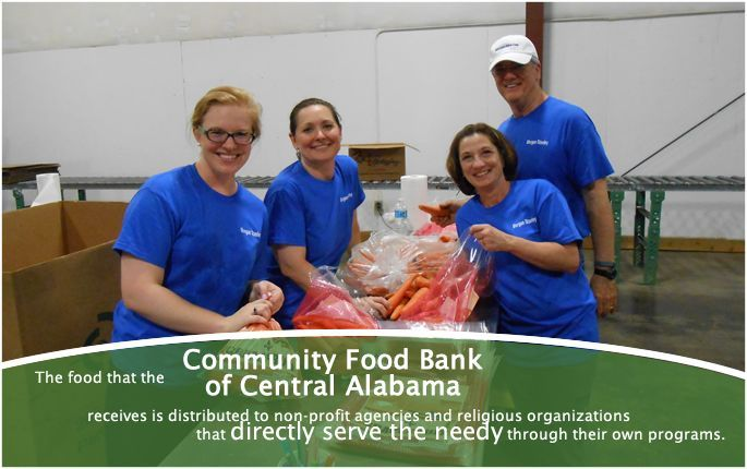 United Way Community Food Bank