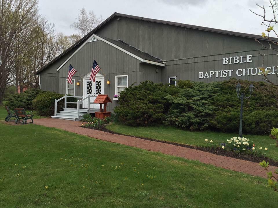 Bible Baptist Food Basket