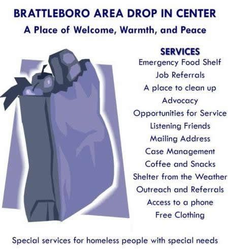 Brattleboro Area Drop-In Center
