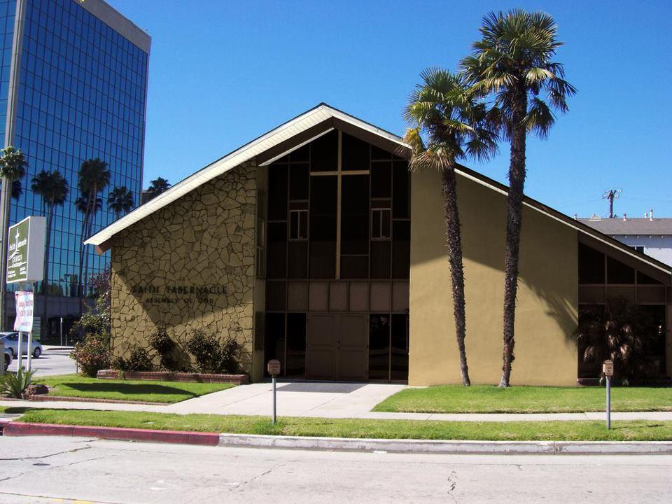 Faith Tabernacle Church Pantry