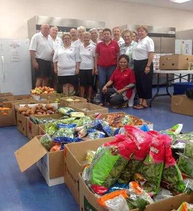 Bonita Springs Assistance Office Food Pantry
