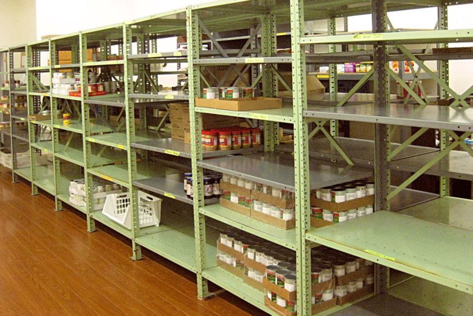 Decatur Human Services Food Pantry