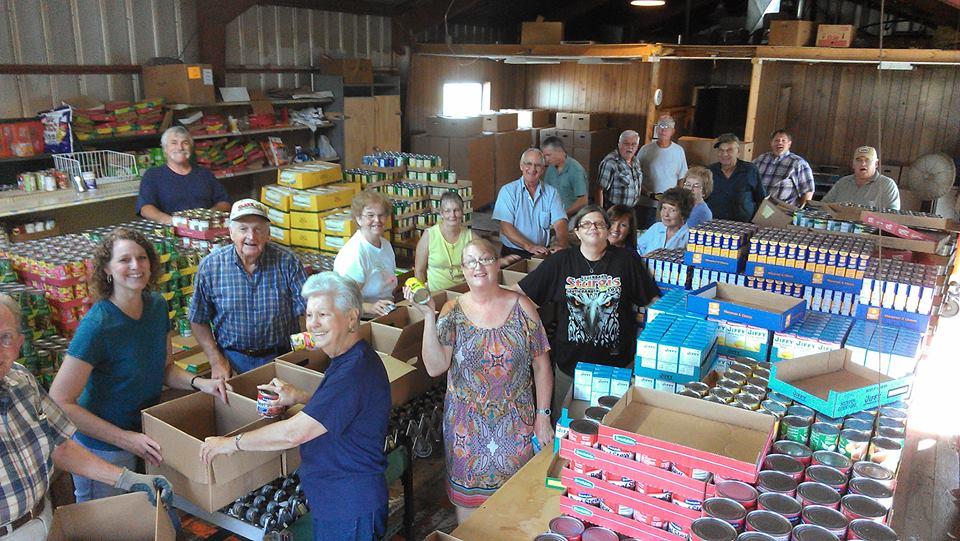 Patrick County Community Food Bank