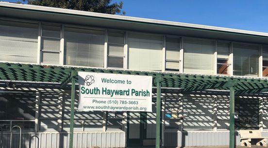 South Hayward Parish - Food Pantry