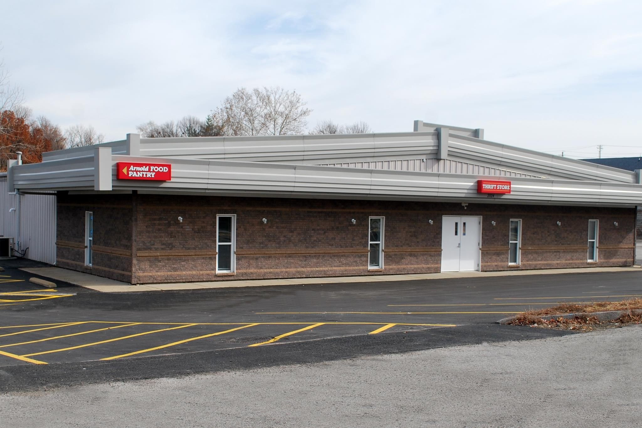 Arnold Food Pantry and Thrift Store
