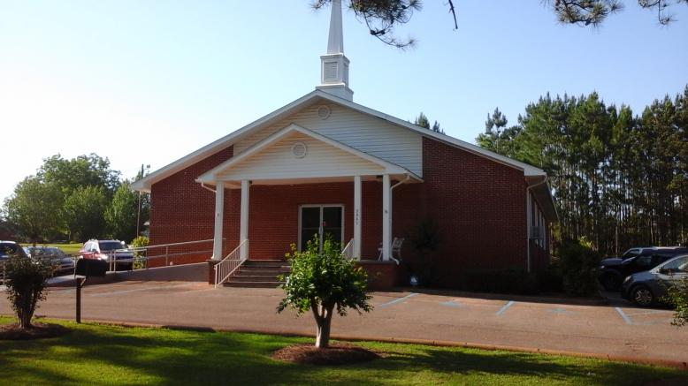 Greater Dothan Baptist Church