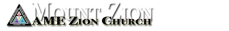 Mount Zion A M E Zion Church
