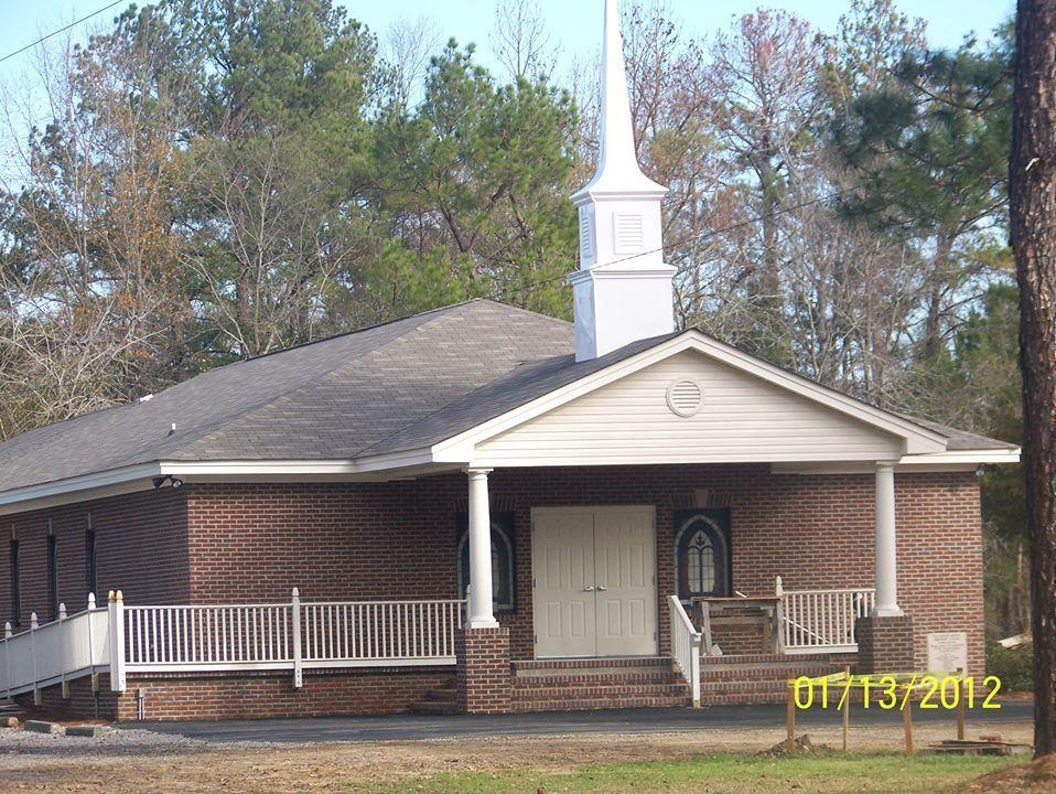 Old Augusta Baptist Church
