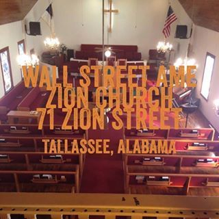 Wall Street AME Church