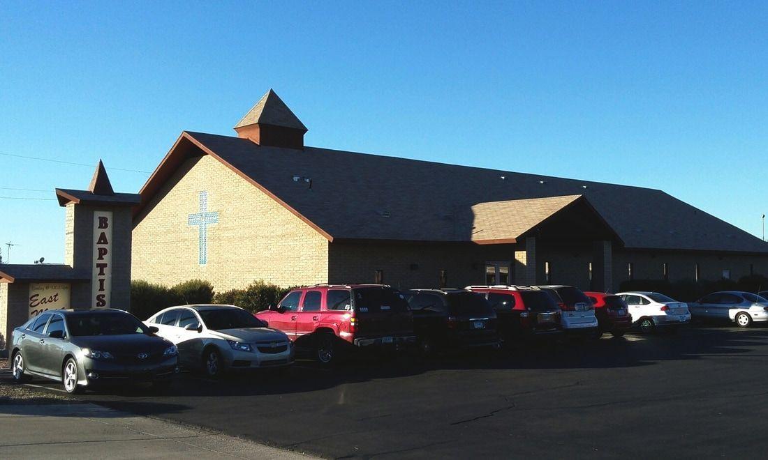 East Mesa Food Bank (Ministry of East Mesa Baptist Church)