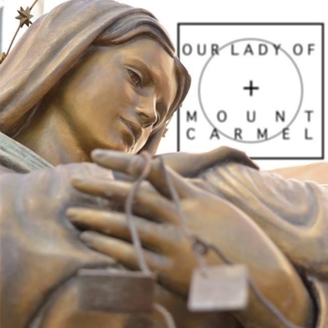 Our Lady of Mt. Carmel St Vincent de Paul