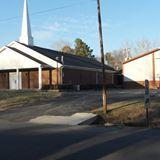 First Baptist Church- Ward