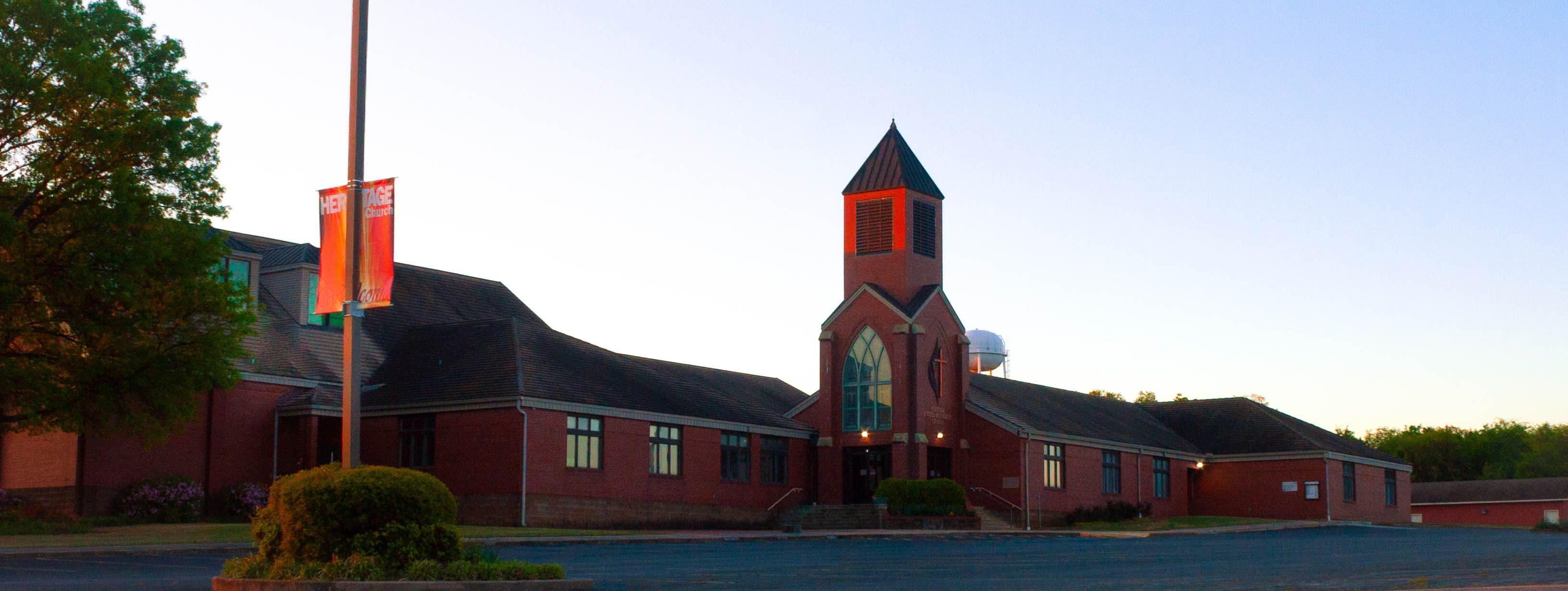 Heritage Food Pantry - United Methodist Church