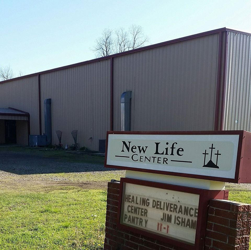 New Life Center Food Pantry of Waldron