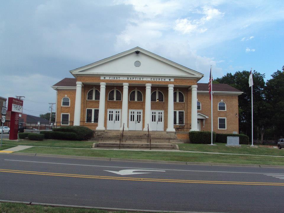 Prescott First Baptist Church