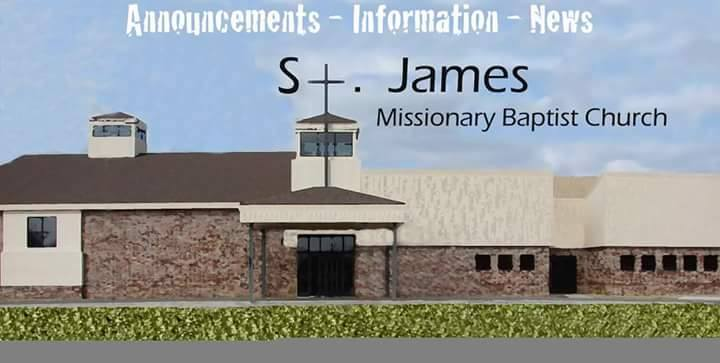 Saint James Baptist Food Pantry