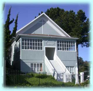 Open Door Ministries - Sausalito Christian Fellowship