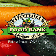 Foothills Food Bank - Black Canyon City