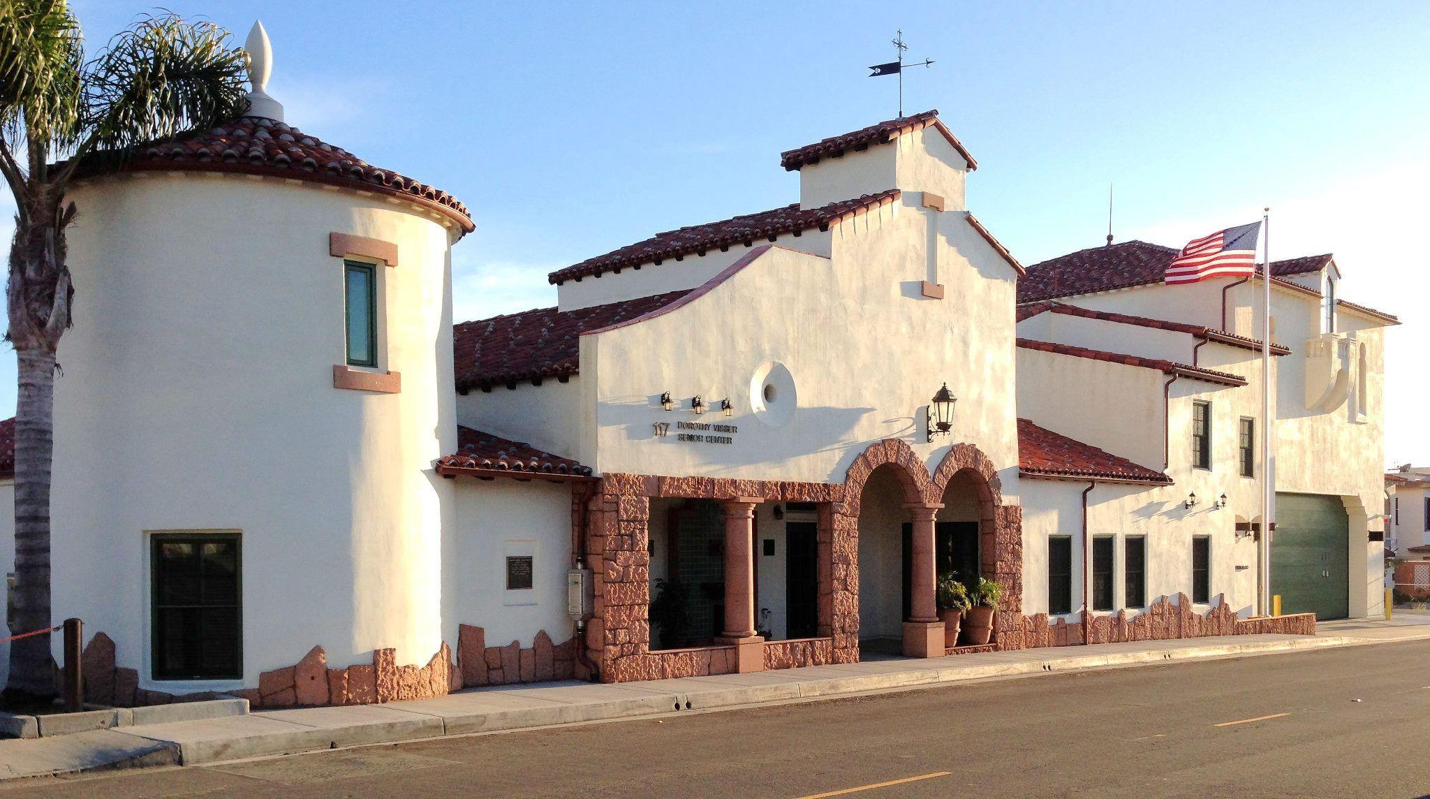 San Clemente Senior Center