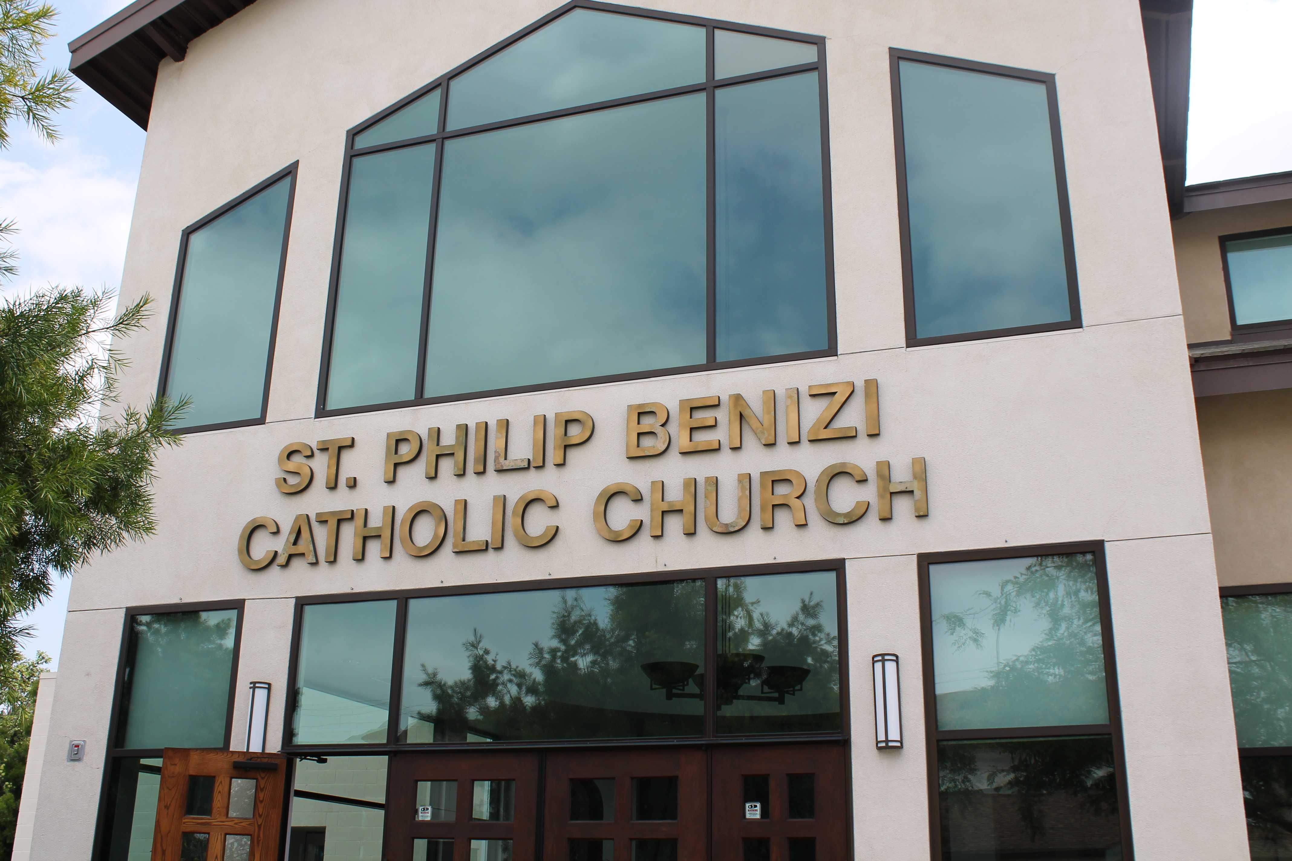 St Vincent de Paul St Philip Benizi