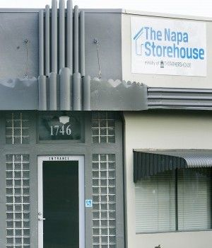 Napa Storehouse Food Pantry
