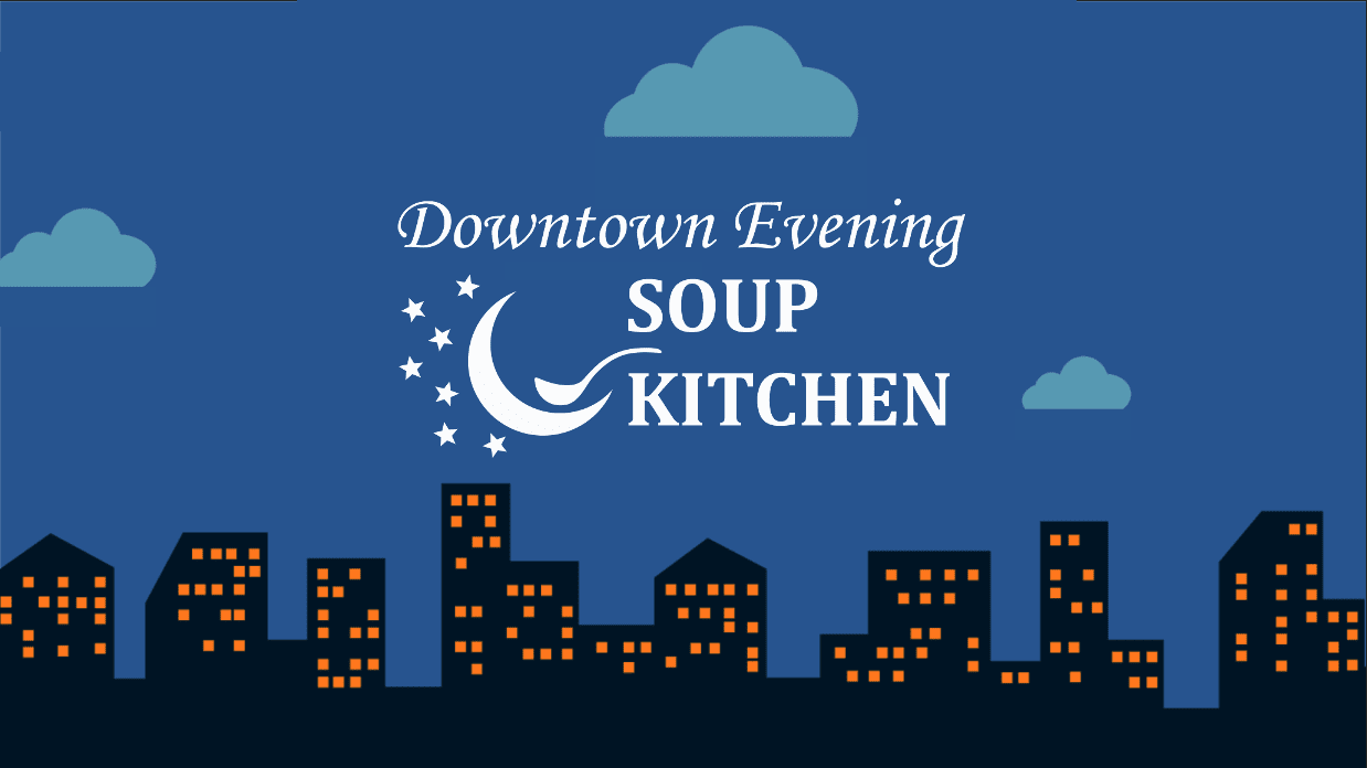 Downtown Evening Soup Kitchen DESK