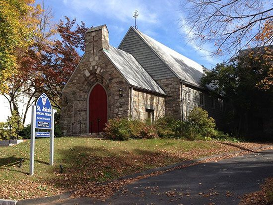 Faith Food Pantry - St John's Episcopal Church