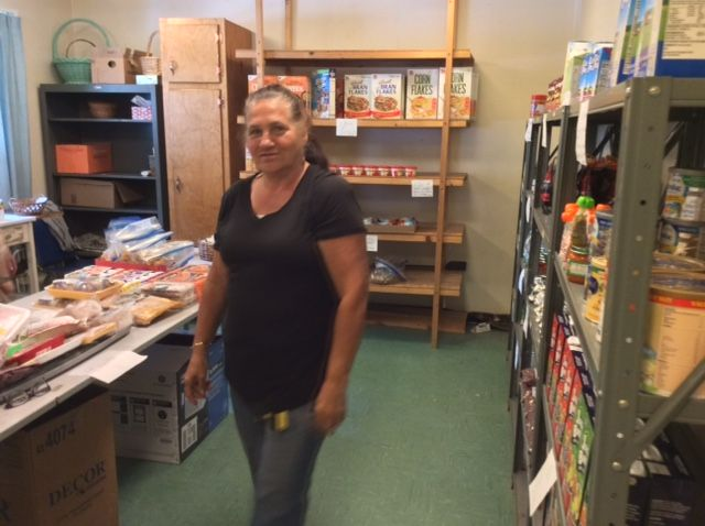 Fishes And Loaves Food Pantry - Pilgrim House