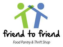 Friend to Friend - Food Pantry
