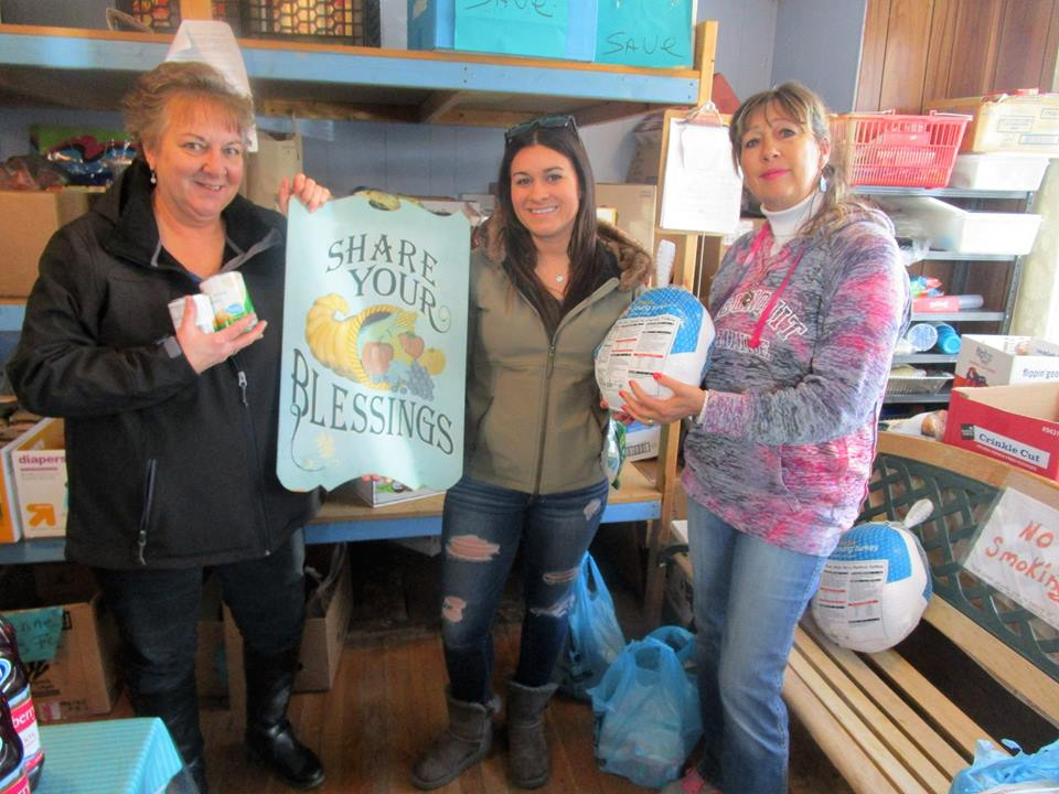Friends of Assisi Food Pantry