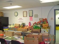 New London Area Food Pantry - OIC Building