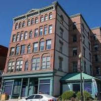 New Opportunities of Greater Meriden - Old Napier Building