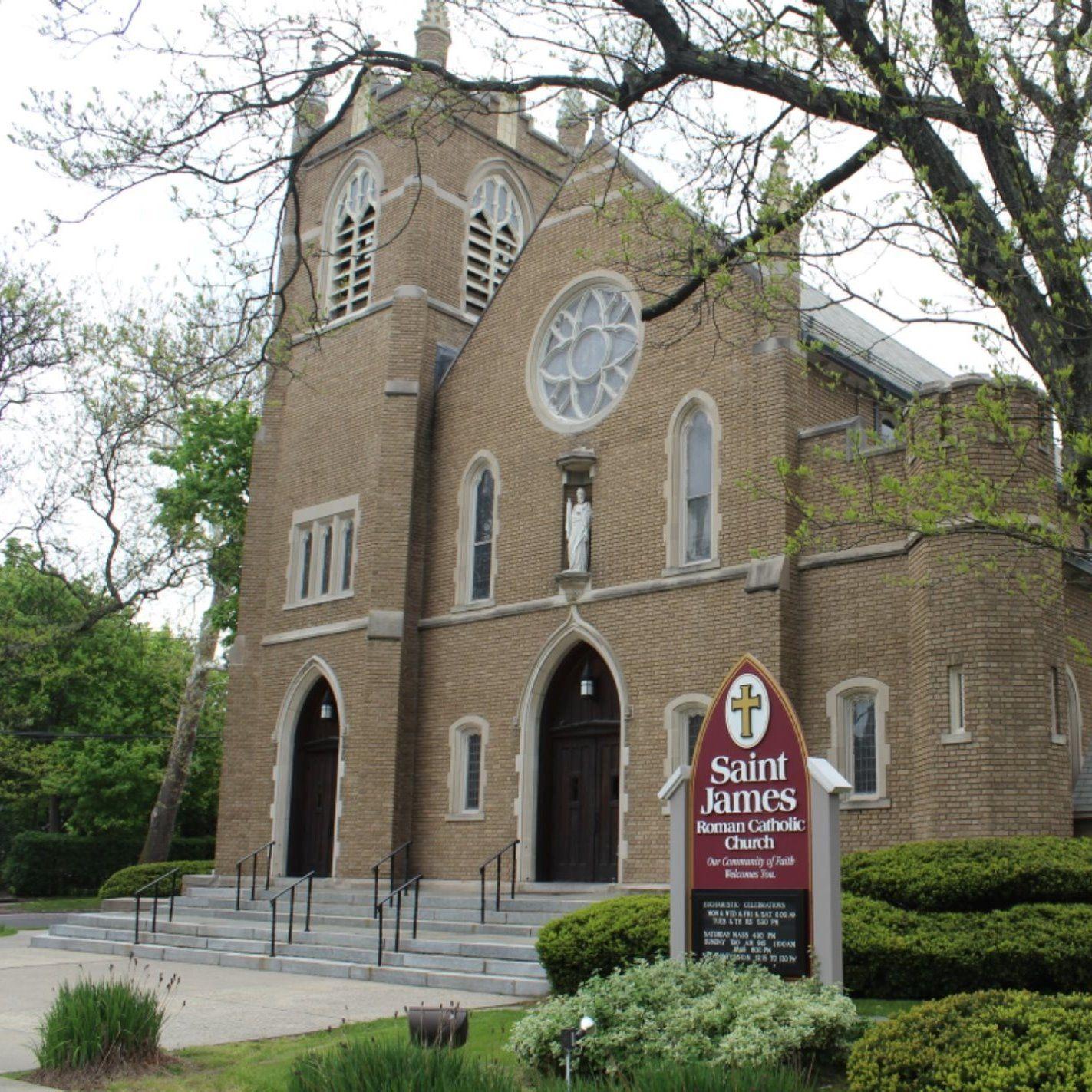 Saint James Roman Catholic Church - Food Pantry